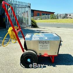 Hilta Tw1501 Electric Cold Pressure Power Washer 110v 1500 Psi 100 Bar Morris