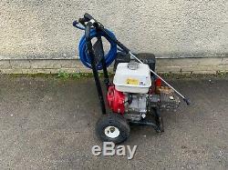 Honda Gx340 11hp Pressure Washer / Power Washer Interpump 200 BAR / 2900 PSI