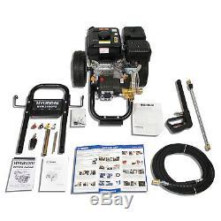 Hyundai HIGH POWER Petrol Pressure Washer 3100psi 10L/min Jet Washer HYW3100P2