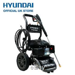 Hyundai Petrol Pressure Washer 2465PSI 6hp 474L/Hour High Power Jet Washer