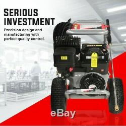 Jet-USA 5000PSI Petrol-Powered High Pressure Cleaner Washer Commercial Water