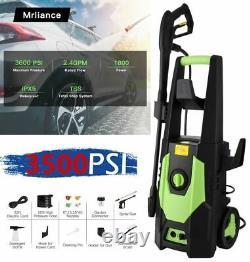 Mrliance Electric Pressure Washer High Power Jet Wash Cleaner 3500 PSI/150 Bar