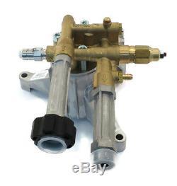 New 2800 PSI 2.5 GPM AR-RMW25G28-EZ POWER PRESSURE WASHER WATER PUMP-BRASS HEAD