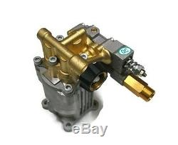 New 3000 psi PRESSURE WASHER WATER PUMP & Hose Quick Connect for Ryobi RY80030