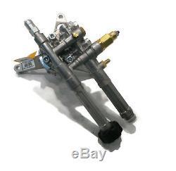 New OEM AR 2600 psi POWER PRESSURE WASHER WATER PUMP Troy-Bilt 020415 020415-0