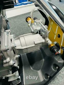 Nurnberg Pressure Washer 3500PSI / 240 BAR Petrol Jet Power Car Wash Cleaner