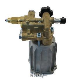 OEM 3000 psi AR PRESSURE WASHER PUMP Coleman PowerMate COMET BXD2528 AXD2524GT