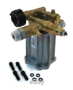 OEM 3000 psi PRESSURE WASHER PUMP Briggs & Stratton Power Boss 020309 -0 -1 -3