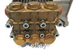 Open Box 3700 psi RKV Power Pressure Washer Pump RKV 4G37 VRT Annovi Reverberi