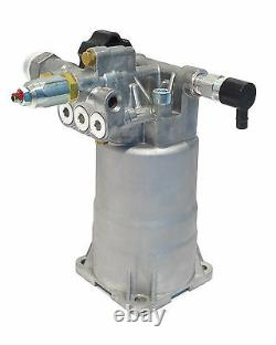 POWER PRESSURE WASHER PUMP & SPRAY KIT for Brute 020303-0 020303-1 020303-2