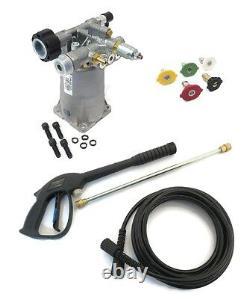 POWER PRESSURE WASHER WATER PUMP & SPRAY KIT Excell Devilbiss WGC2425 / WGCH2225