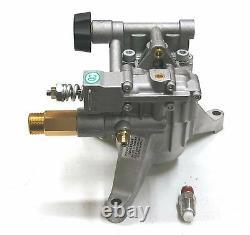 POWER PRESSURE WASHER WATER PUMP & SPRAY KIT Husky HU80722 HU80722A