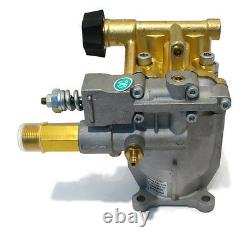 POWER PRESSURE WASHER WATER PUMP & SPRAY KIT Mi-T-M WP-2550-3MBB WP-2700-3MHB