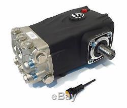 PRESSURE WASHER PUMP RG2125HN Annovi Reverberi AR 3600 PSI, 5.5 GPM Solid Shaft