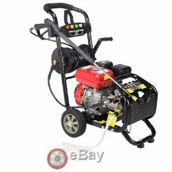 PRO 3950PSI 8.0HP Petrol Pressure Washer Awesome Power T-Max 28 Meter Hose