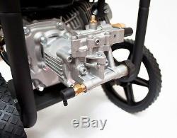 Petrol Engine Powered Portable High Pressure Jet Washer 3000PSI Ferat FGH205