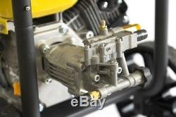 Petrol Engine Powered Portable High Pressure Jet Washer 3000PSI Waspper W3000HA