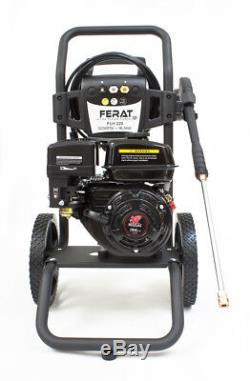 Petrol Engine Powered Portable High Pressure Jet Washer 3200PSI Ferat FGH220