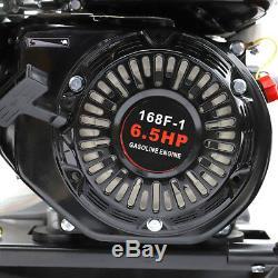 Petrol High Pressure Power Washer 3950 PSI 8HP 1 Stroke High Jet Washing Machine