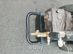 Petrol Power Pressure Jet washer Loncin 14HP 3600 PSI USED
