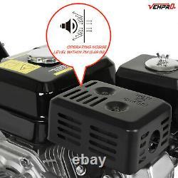 Petrol Pressure Washer 3950PSI / 272BAR Power Jet Wash 4-stroke 6.5HP 12M Hose