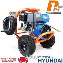 Petrol Pressure Washer 4200 PSI 290 BAR Jet Washer Powerful Hyundai Engine