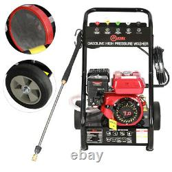 Petrol Pressure Washer 8.0HP 3000psi Garden Power Jet Cleaner With 8 METER HOSE