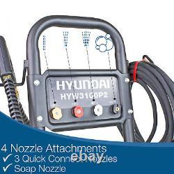 Petrol Pressure Washer High Power Cleaner 3100psi 10L/Min Jet Washer HYUNDAI