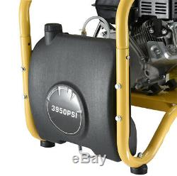 Petrol Pressure Washer Power Jet Wash Cleaner 8.0HP 3950PSI Engine Outdoor