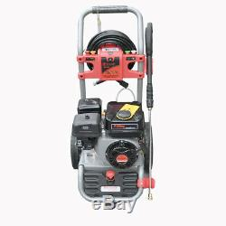 Petrol Pressure Washer RocwooD 3100PSI 212cc Jet High Power Plus Free Oil