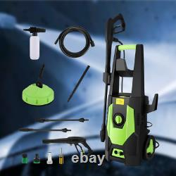 Portable Electric Pressure Washer High Power 3500 PSI/150 BAR Water Patio Car