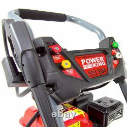 PowerKing Petrol Pressure Washer 3031psi 200 7HP Wolf Engine Power Jet Cleaner