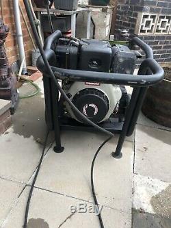 Pressure washer jet washer promac diesel key start power 3000 psi