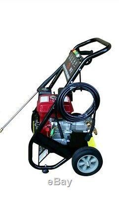 Progen Petrol Power Pressure Jet Washer 2500psi 6.5hp