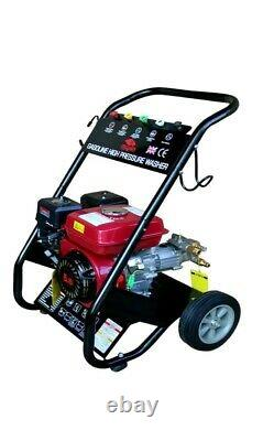 Progen Petrol Power Pressure Washer 2500psi 6.5hp
