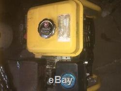 RocwooD 3000 PSI 7HP 10 LPM Petrol High Power Pressure Jet Washer