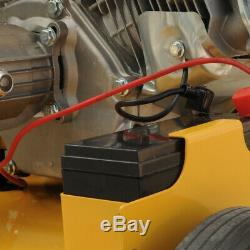 Rocwood 3000 PSI 7HP ELECTRIC START Petrol Power Pressure Jet Washer FREE Oil