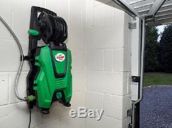 Turtle Wax Car Pressure Washer High Power 1958 PSI/135 BAR Jet Wash Car & Patio