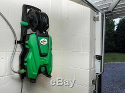 Turtle Wax High Power Pressure Washer 1958 PSI/135 BAR Car/Garden 1800w Jet Wash