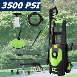 UK Electric Pressure Washer 3000 PSI/150 BAR Water High Power Jet Wash Patio Car