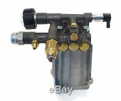 UNIVERSAL 2800 psi PRESSURE WASHER PUMP fits Honda Excell Troybilt Husky Generac