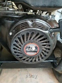 USED LONCIN PETROL POWER PRESSURE WASHER 420CC 3600PSI SOMERSET Honda