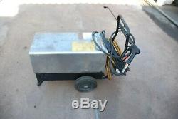 Wolf 200 Bar 3000psi 6.5HP Petrol Driven Power Pressure Washer Solid Frame