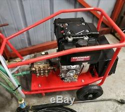 Yanmar L100n 10hp Industrial Diesel Pressure Washer Jet Power Driveway Cleaning