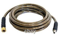 100 3/8 4500 Psi Simpson Lave-pression Monster Hose Eau Froide 41030 Quick