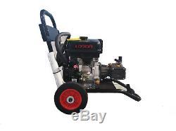 11hp Loncin Essence Puissance Pression Industrielle Laveuse Jet Wash 3000psi 15 Lpm