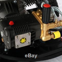 15hp Haute Entrepreneur Pression Clean Max 4800psi Essence Puissance Pression Jet Laveuse