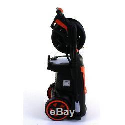 2000w Électrique Nettoyeur Haute Pression 2320 Psi 160 Bar Power Jet D'eau Propre Voiture