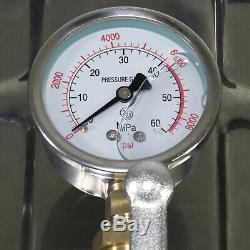 21 Roof Nettoyant De Surface Pour L'eau Chaude Froide Puissance De Laveuse À Pression 4000 Psi