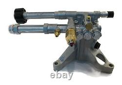 2400 Psi Power Washer Pump & Spray Kit Pour Briggs & Stratton 01802, 1802, 1802-0
